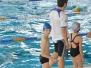 Drużynowy Wielobój Pływacki Dzieci 10 i 11 lat 30-31.05.2015 Puławy  1 blok