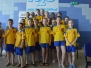 Ogólnopolskie Drużynowe Zawody Dzieci 10 i 11 lat w pływaniu 21-22.05.2016 Lublin - II dzień