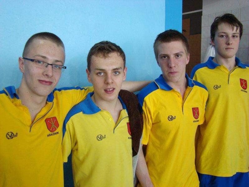 Liga Open. Rekordowa sztafeta- Sola, Zapalski, Grzywa, Krawiec