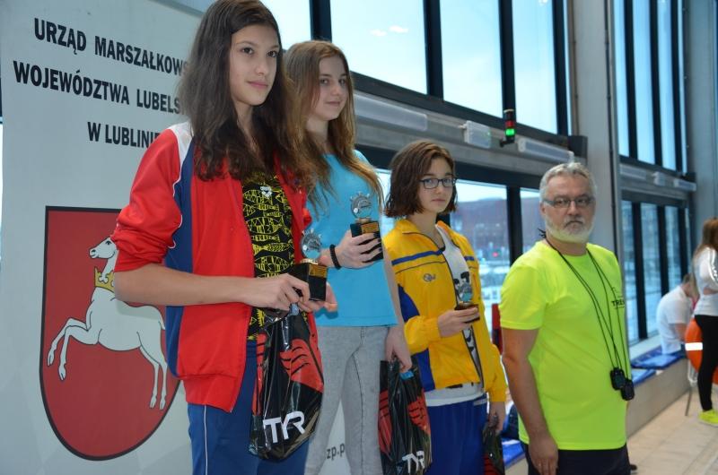 Ola Kurzyna - III młodziczka mistrzostw