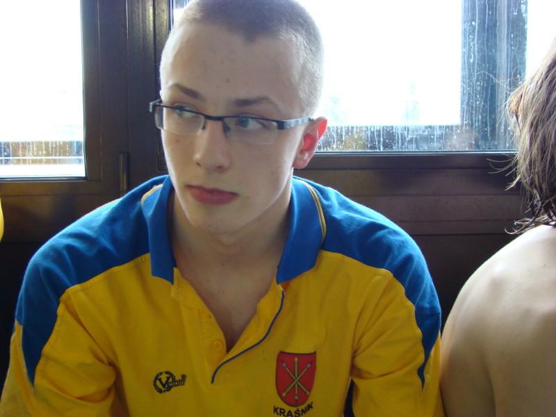 Kornel Sola może być zadowolony ze swoich startów w Lublinie